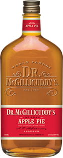 Dr. Mcgillicuddy's Liqueur Intense Apple Pie 1.00l